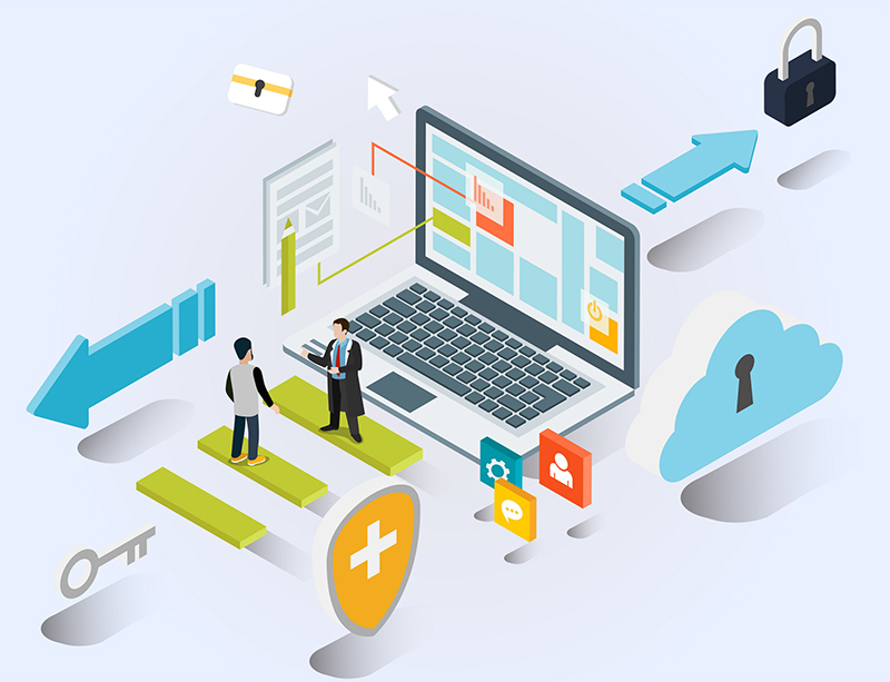 营销型网站建设的八个功能